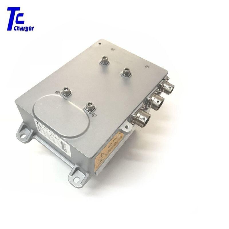 Chargeur Elcon 3.3KW TC chargeur pour véhicule électrique pour Li-ion LiFePO4 batterie pour EV, chariot élévateur, chargeur de voiture à bord de camion