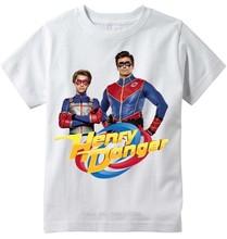 Henry perigo camiseta personalizado juventude e tamanhos adultos disponíveis! Capitão homem masculino marca teesshirt men verão algodão t camisa