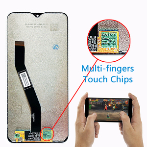 Image 2 - 6.22 นิ้วจอแสดงผล LCD สำหรับ Xiaomi Redmi 8 Touch Screen Digitizer กรอบ 1520*720 สำหรับ Xiaomi Redmi 8A LCD Repair Part