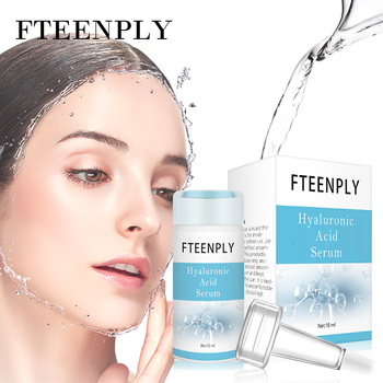 FTEENPLY Hyaluronic Acid Face Serum Moisturizing Anti-Wrinkle Repair Essence Shrink Pores Anti-Aging Firming Facial Skin Care spa protein essence facia moisturizing repair brighten skin firming anti wrinkle face lifting beauty salon cosmetics wholesale