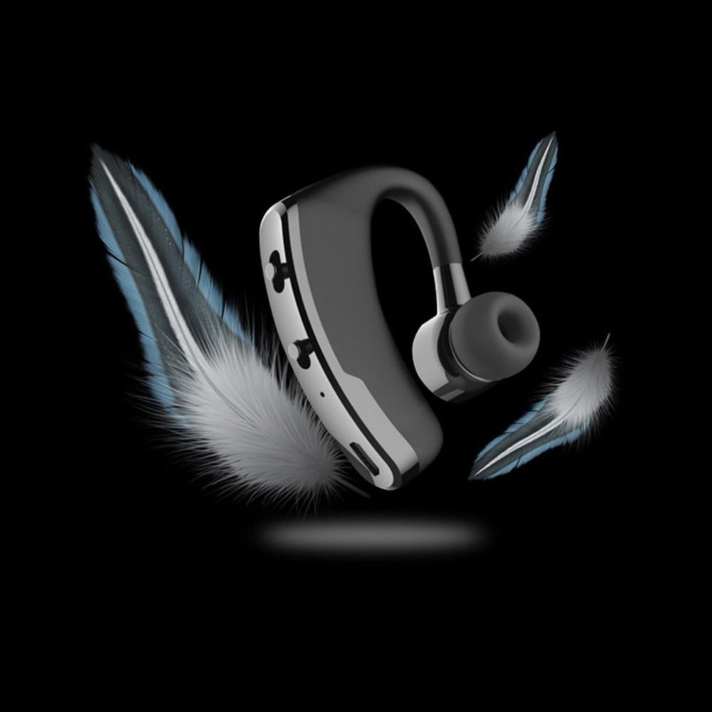 V9 earphones Bluetooth headphones Handsfree wireless headset Business headset Drive Call Sports earphones for iphone Samsung 5