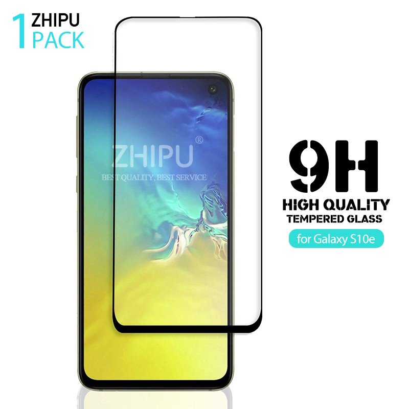 S10E 3D Curved Tempered Glass For Samsung Galaxy S10E Screen Protector For Samsung Galaxy s10e Full Curved Edge Tempered Glass