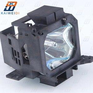 Image 1 - V13H010L15 Projector Lamps ELPL15 for Epson EMP 600P/EMP 600/EMP 600P/EMP 800/EMP 810/EMP 811/EMP 820/POWERLITE 600, etc