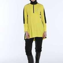 Women's Yellow Full Hijab Rider Team