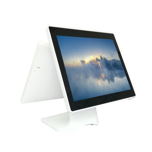 Caisse enregistreuse de haute qualité facile à utiliser Pos tout en un terminal de position de tablette de système de position pour les affaires commerciales 2