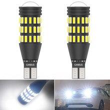W16W LED 912 921 T15 Bulbs Car AccessoriesBackup Reverse Lights For Hyundai Accent Santa Fe ix35 ix20 ix55 Tucson Elantra Sonata