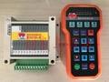 Fangling controlador remoto sem fio teclado da almofada de controle remoto pingente cnc máquina corte plasma f1510 para f2100 2300