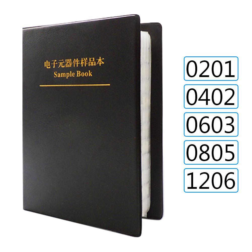 8500 Uds., 170 valores, 0201 0402, 0603 resistencia SMD tipo Chip, Kit surtido de libro de muestras Módulo transceptor CC1352P SMD IoT, SUB-1GHz, 2,4 GHz, 433MHz, módulo E79-400DM2005S ARM