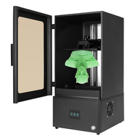 FUNGDO LCD 3D printer large big size 10.1inch 2K screen 405nm resin high precision fast slicing big size 215 135 345mm