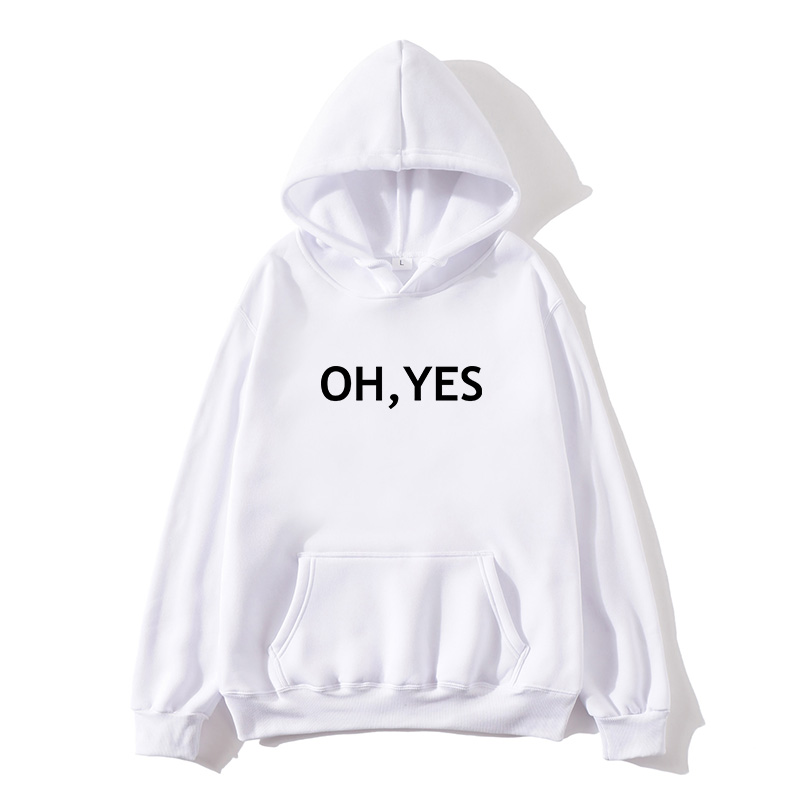 Shellsuning Winter New Women Hoodies Oversized Sweatshirts Female Letter Harajuku Printed Pullover Thicken Loose Casual Clothes