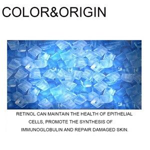 Image 3 - Màu Sắc & Xuất Xứ 2.5% Retinol Mặt Collagen Hyaluronic Acid Chống Nhăn Revitalifting Dưỡng Ẩm Vitamin E Làm Mềm Mịn Da