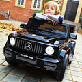 Children's off-road electric car double drive four-wheel drive child baby outdoor riding toy remote control vehicle battery gift