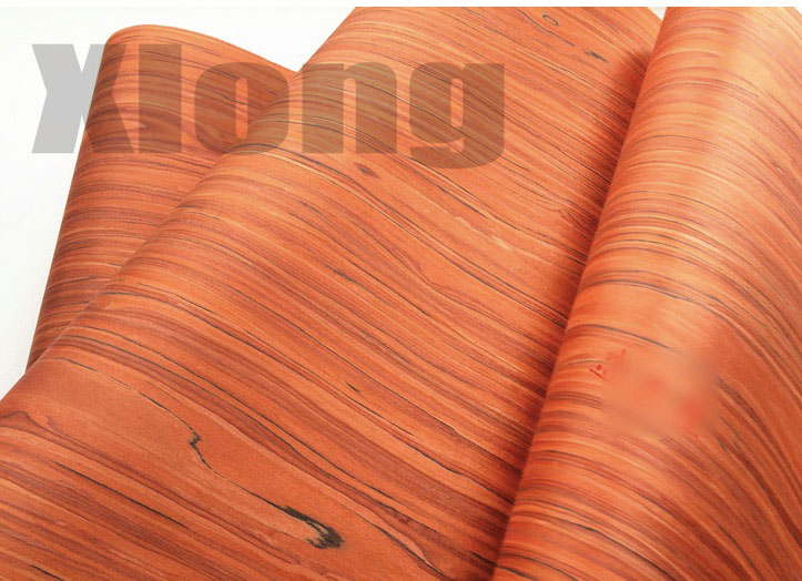 2Pieces/Lot L:2.5Meters Width:55cm Thickness:0.2mm Technology Rosewood Pattern Wood Veneer(back Non Woven Fabric)|Furniture Accessories| |  - title=