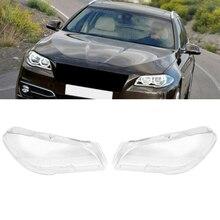 Автомобильный головной светильник Стекло головной светильник лампа Xenon объектива Крышка чехла для BMW F02 F01 7 740I 740Li 750I 750Li 760I 2009
