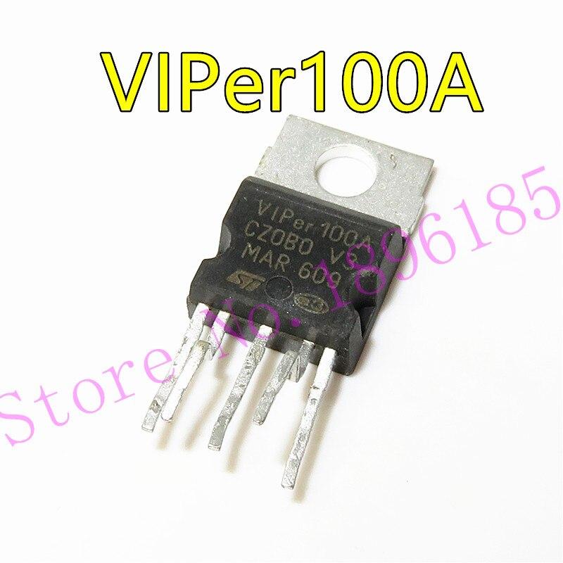 Оригинальный VIPER100A 5 SMPS основной I.C.