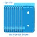 10pcs lot LCD Display Frame Bezel Waterproof Seal Tape Glue Adhesive Sticker Repair For iPhone 6S 7 8 Plus X XS 11 12 Pro Max XR