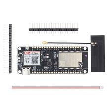 TTGO t call módulo inalámbrico V1.3 ESP32, antena GPRS, tarjeta SIM, módulo SIM800L