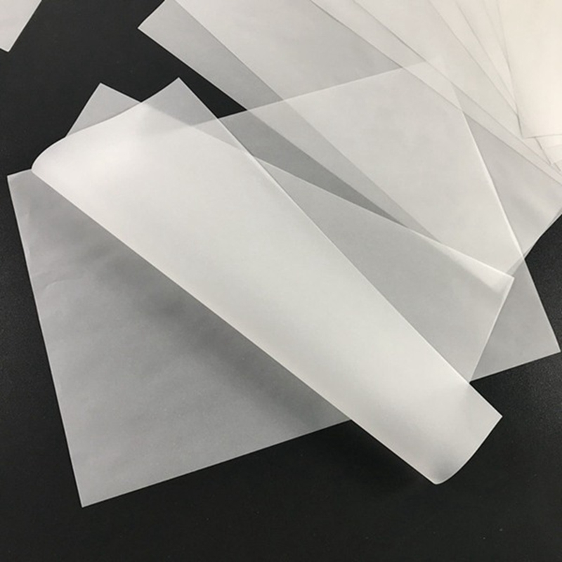 100Pcs Heat Transfer Paper A3 Self Weeding Paper For T Shirt Thermal Transfers Hollow Papers DIY Craft T-Shirt