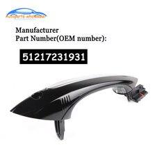 Автомобильная ручка 51217231931 51217231932 для bmw 7 серии