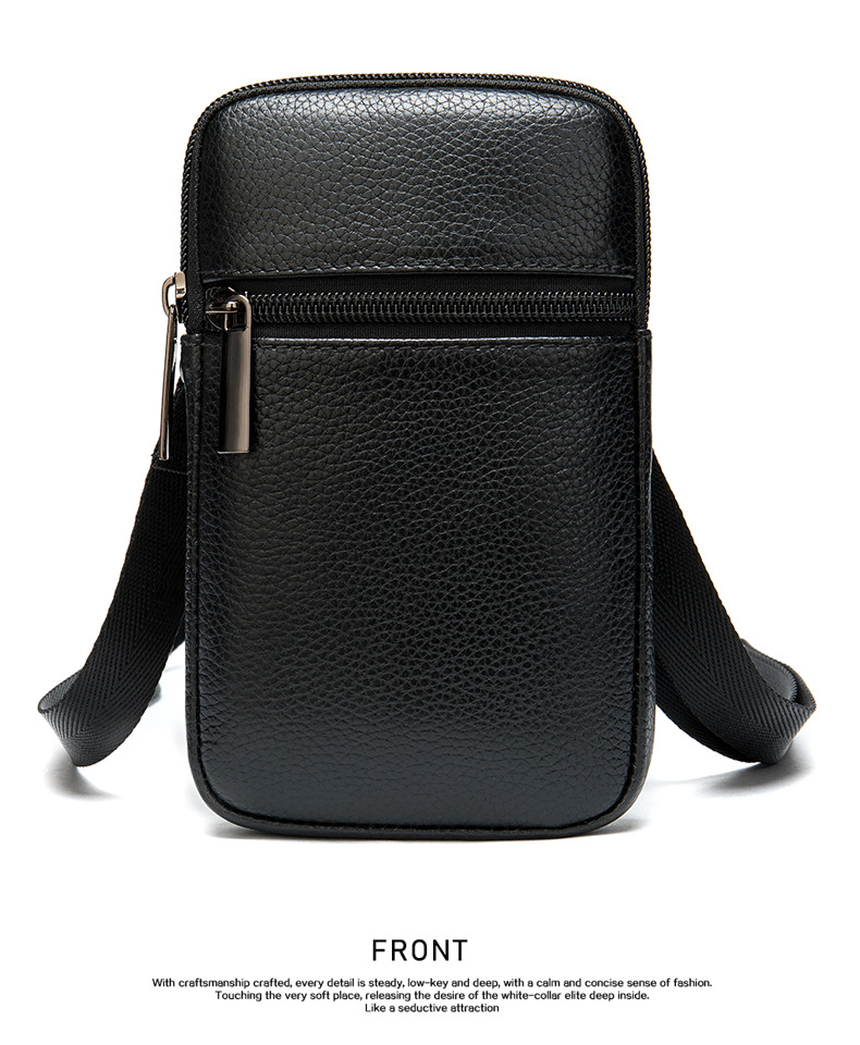 Wallet  Cross Border  Hot Selling Outdoor Waist Bag Waterproof Running Mobile Phone Waist Bag Men Wallet For Male's