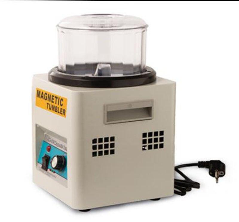 Machine de polissage magnétique pour bijoux à prix compétitif
