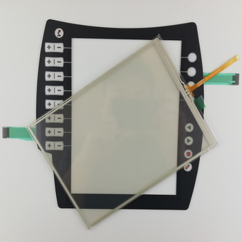 Touch screen panel for KUKA KRC4 00-168-334 KR C4 00-168-334 KRC4 00-189-002 KR C4 00-189-002 with keypad original,Have in stock