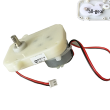 (Atualizado all-gear drive) dc 3v assista dobadoura acessórios do motor caixa de relógio caso automático corrente motor dobadoura