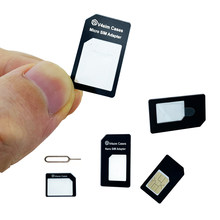 4 в 1, адаптер для SIM-карты