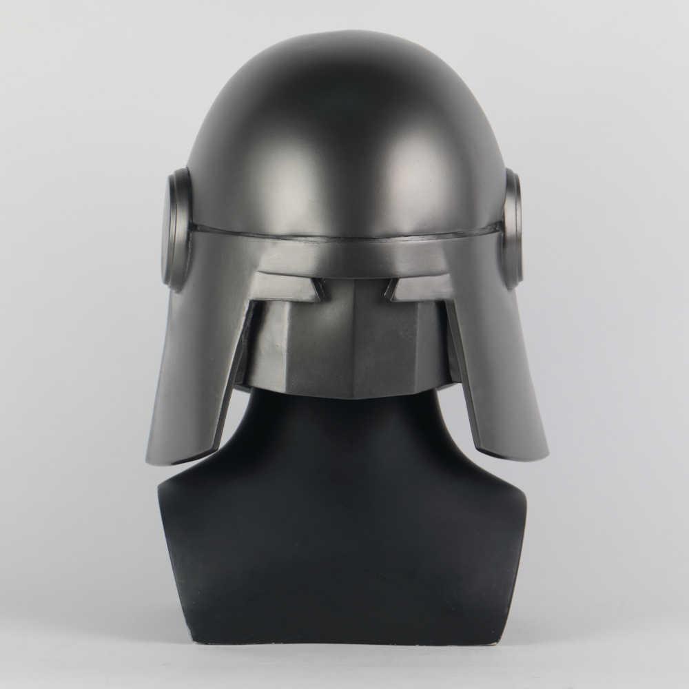 Star Wars Helm Masker Jedi Jatuh Pesanan Kedua Adik Inquisitor Helm Cosplay Masker PVC Keras Pesta Halloween Prop