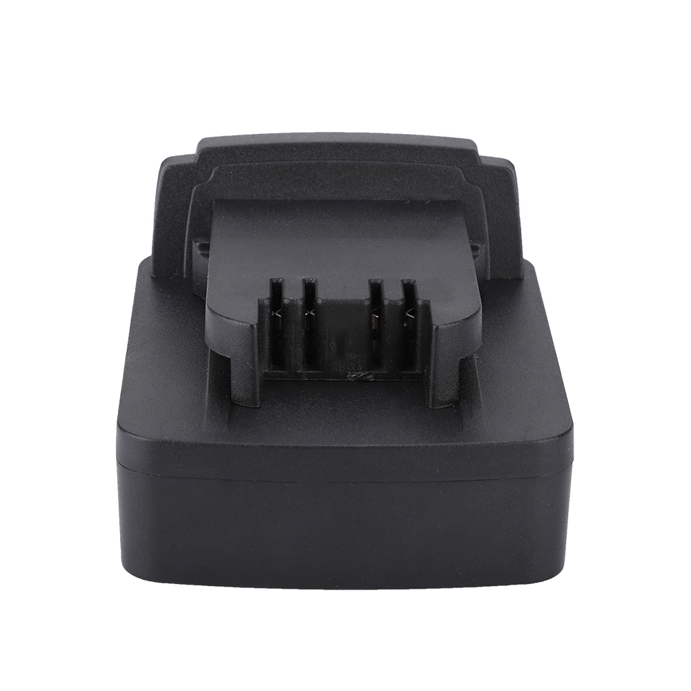 Battery Adapter Built In PCBA For Dewalt DCB200 DCB205 Li Ion Battery To For Milwaukee M18 Battery Adapter Current Converter Battery Accessories     - title=