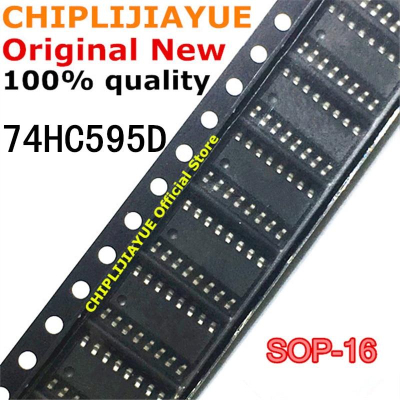 10-20PCS 74HC595 SOP16 74HC595D SOP SN74HC595D SOP-16 SMD New And Original IC Chipset