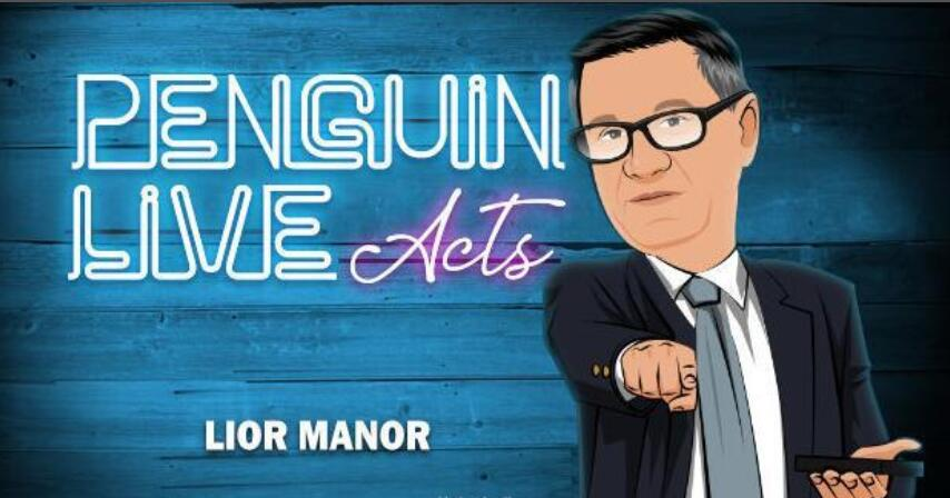 Lior Manor Penguin Live ACT