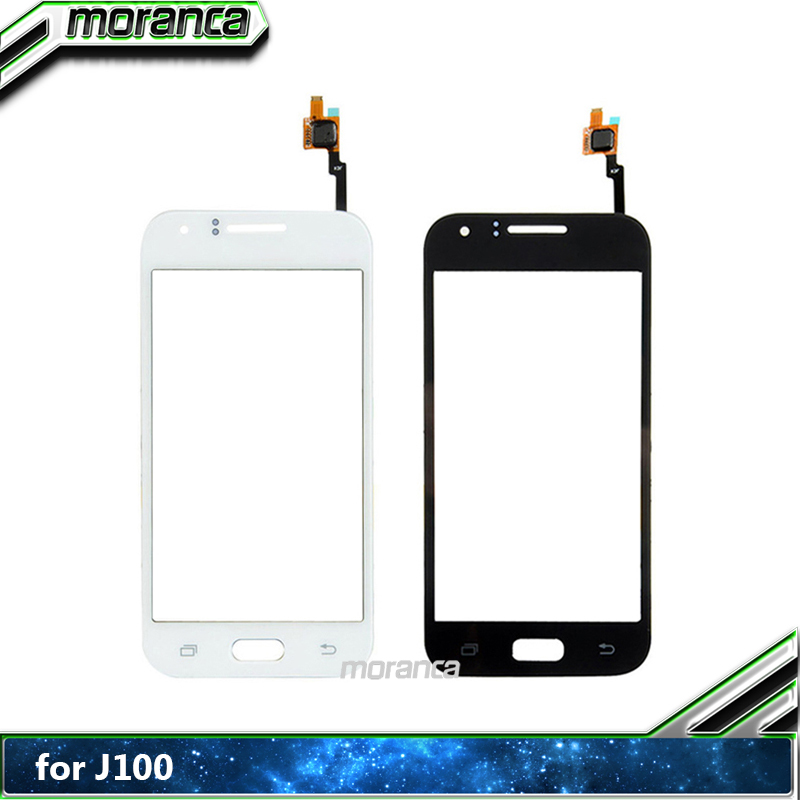 Touchscreen for Samsung Galaxy J1 2015 <font><b>J100</b></font> J100FN J100H J100F <font><b>Touch</b></font> <font><b>Screen</b></font> Digitizer Front Glass <font><b>Screen</b></font> Panel Lens Replacement image