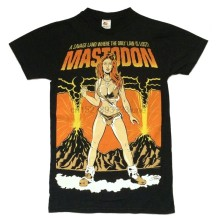 Mastodon Ley Is Lust Black camiseta nueva banda Merch Stainboy arte(China)