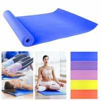 1830*610*6mm alfombra de EVA para Yoga antideslizante alfombra de Pilates gimnasio deportes almohadillas para hacer ejercicio para principiantes Fitness ambiental gimnasia esteras