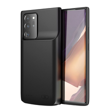 Для Samsung Galaxy Note 20 Ультра зарядное устройство чехол тонкий внешний аккумулятор для Galaxy Note 20 ТПУ противоударный чехол для зарядки