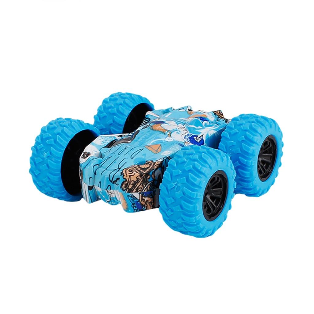 Hinst Panas Kartun Inersia Dua Sisi Flip Model Mobil Berjalan Besar Roda Bergulir Mobil Menyenangkan Anak Anak Mainan Untuk Anak Anak Laki Laki Hadiah Diecasts Toy Kendaraan Aliexpress
