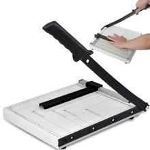 WINOMO 1pc Paper Cutter A4 To B7 Convenient Card Cutting Tools  Guillotine Paper Cutter Photo Cutters For Home Office School