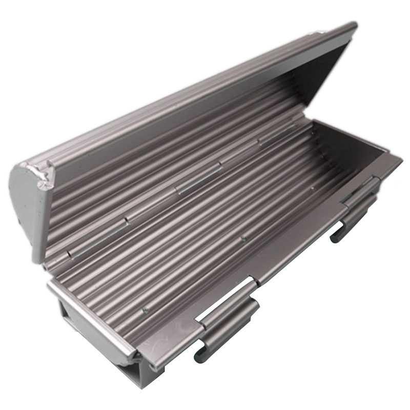 Алюминиевая форма для хлеба Прямоугольная цилиндрической формы тостов коробка