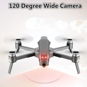 Image 5 - 4K Chuyên Nghiệp GPS Không Chổi Than WIFI FPV RC Drone Quadcopter 5G 2KM 11.1V 4000MAh Pin GPS tự động Theo Tôi Quadcopter VS B4W X12