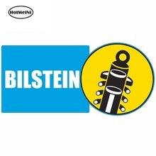 HotMeiNi 13 centimetri x 6.2 centimetri per Ammortizzatori Bilstein Segno Impermeabile Adesivi Per Auto Anime Protezione Solare Vinile JDM Decalcomania Impermeabile