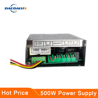 New Spindle Power Supply 220V 110V With Speed Control Mach3 CNC Adjustable Switching Power Supply For Spindle Motor 500W Machine Tool Spindle    -