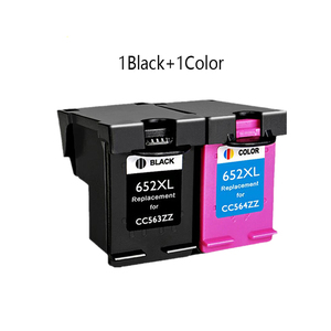 Image 5 - HTL 652XL 652 ink cartridge replacement for HP 652 XL for HP Deskjet 1115 1118 2135 2136 2138 3635 3636 3835 4535