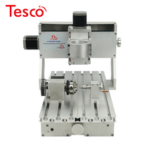 цена на DIY cnc 3020 frame 3axis 4axis for cnc engraving milling machine ball screw limit switches with Nema23 stepper motors couplings