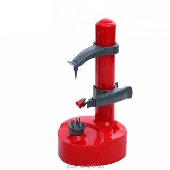 Multifunction ผลไม้และผัก peeler มันฝรั่ง peeler เครื่องมือห้องครัวอุปกรณ์เสริมอัตโนมัติ gadgets เครื่อง gadget