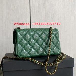 Высококачественная сумка из натуральной кожи от известного бренда, роскошные сумки, дизайнерская мини-сумка, сумки через плечо для женщин