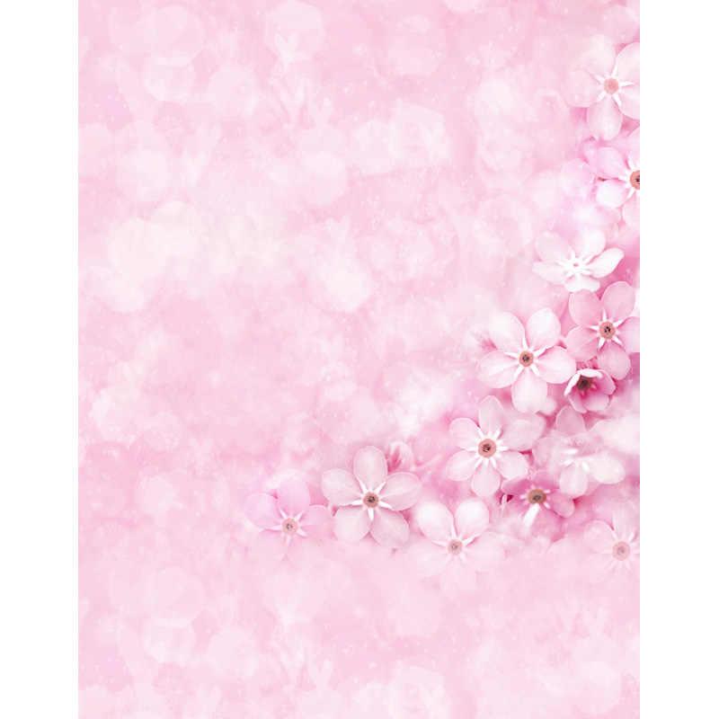 Mehofoto fundo de fotografia de vinil rosa flor sonho computador impresso crianças backdrops para photo studio S-2562