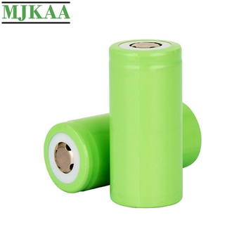 MJKAA 2PCS LiFePO4 32650 Battery 6000mAh 3.2V 33A 55A Rechargeable Batteries Flat Top for Flashlight Hot Sell