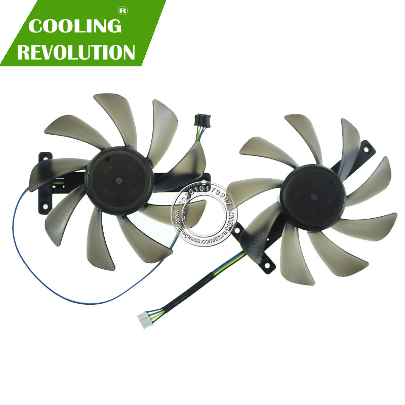 CF9015H12S DC12V 0.40A graphics fan for ZOTAC ZT-T20810G-10P GeForce <font><b>RTX</b></font> <font><b>2080</b></font> <font><b>Ti</b></font> <font><b>11GB</b></font> GDDR6 352Bit image
