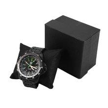 Роскошь наручные часы коробка подарок подарок чехол дисплей хранение органайзер для браслет ювелирные изделия серьги